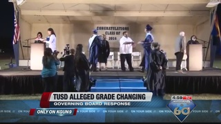 TUSD Mike Hicks wants probe into grade-changing