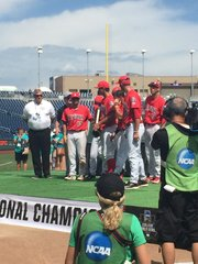 Arizona Baseball loses in CWS championship game