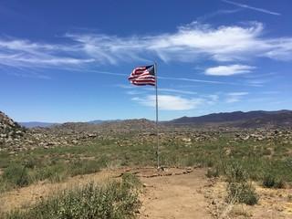 Memorial hike in honor of fallen hotshot crew
