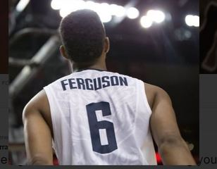 UA recruit Ferguson ditches college for pros
