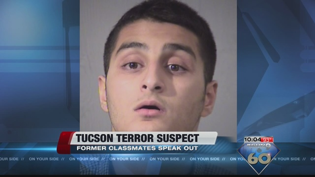 Fourth former classmate of terror suspect speak out kgun9 com