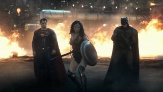 HOT ON HOME VIDEO: 'Batman v. Superman'