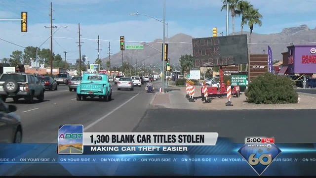 Adot Warning Public To Be Vigilant When Purchasing Used Vehicles