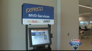 Courthouse announces kiosk for MVD services