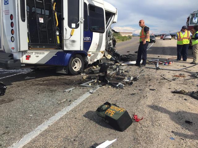 Tucson Car Accident Valencia