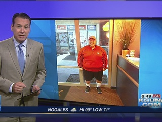 Man loses 177 lbs using program in Tucson