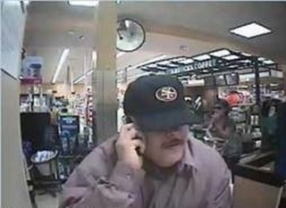 Deputies looking for repeat robber