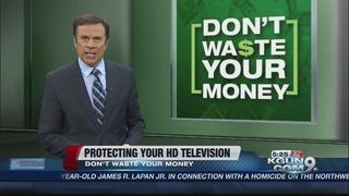 Big TVs -- big problem?