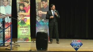 Sunnyside welcomes teachers back to school