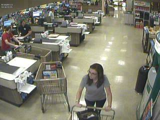 OVPD looking for person of interest