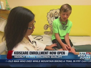 KidsCare enrolling again after 5 year freeze