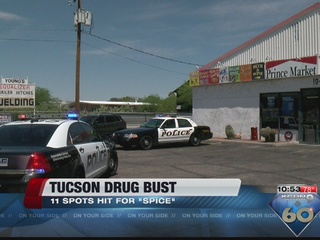 City of Tucson combats growing