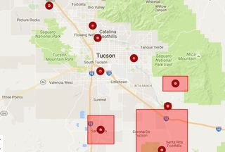 LIGHTS OUT: Thousands are without power