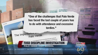 Discipline policy change at Palo Verde HS