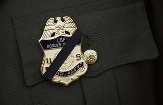 Border Patrol agent killed in on-duty crash