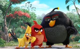 HOT ON HOME VIDEO: 'The Angry Birds Movie'