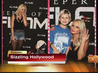 Sizzling Hollywood 8/22/16