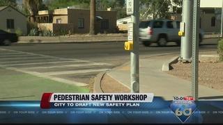 Tucson to draft new pedestrian safety plan
