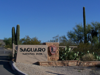 Non-profit to give land to Saguaro National Park