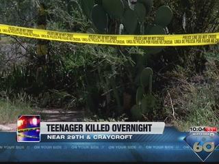 TPD investigating homicide; teenage boy dead