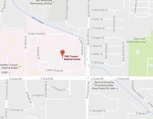 Shooting reported at Tucson Medical Center