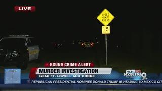 Police investigate northside homicide