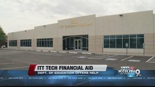 ITT Tech students could get loan forgiveness
