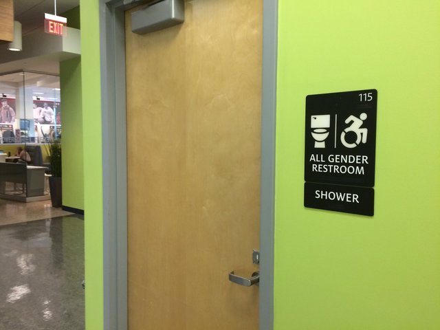 Gender-neutral areas coming to locker rooms at UA Rec center