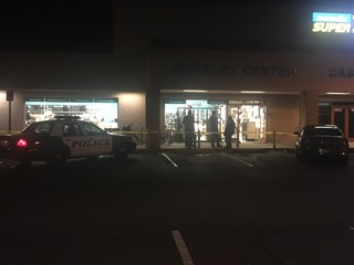 Four in custody after midtown armed robbery