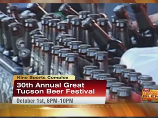 Sun Sounds Great Tucson Beer Festival