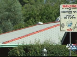 Tucson neighborhood has more crime than usual