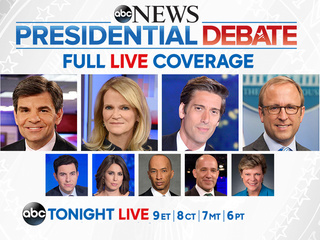 LIVE STREAM: Coverage of the Presidential Debate