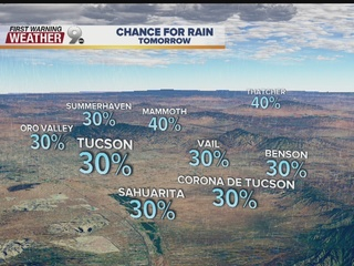 FORECAST: Squeezing out every monsoon drop!