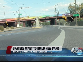 New skate park could be coming to downtown