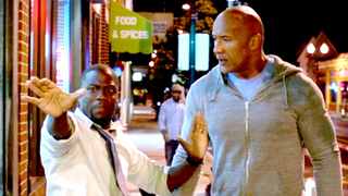 HOT ON HOME VIDEO: 'Central Intelligence'