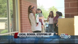 Local beauty school helping Regency students
