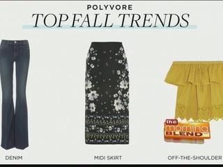Fall Fashion Forecast with Amy Wicks