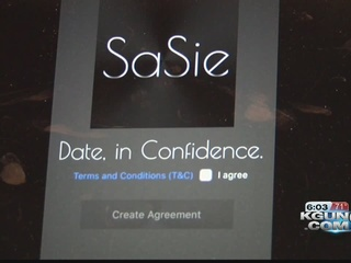 New app allows users to consent to sex