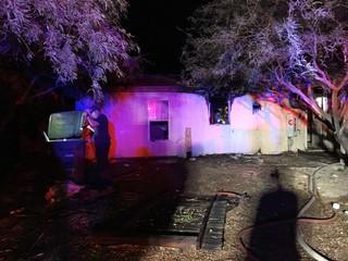 Crews put out midtown house blaze