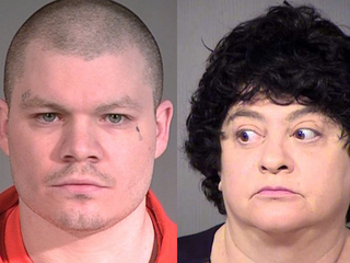 Couple indicted on state terorrism charges