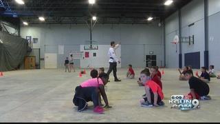 Taekwondo being offered at La Paloma Academy