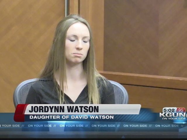 Daughter of murder suspect takes the stand