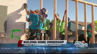 Building Tucson, one nail at a time