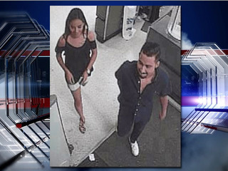 Deputies searching for fraud suspects