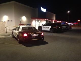 Police looking for Krispy Kreme robber