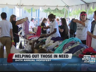 Hope Fest to offer services to impoverished