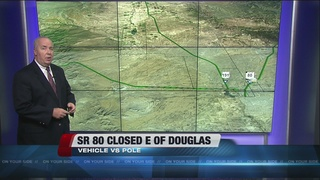 Highway near Douglas reopens after deadly wreck