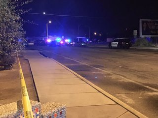 Officer-involved shooting on southside