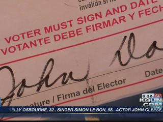 Double voting a concern in Pima County