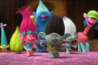 MOVIE REVIEW: 'Trolls'